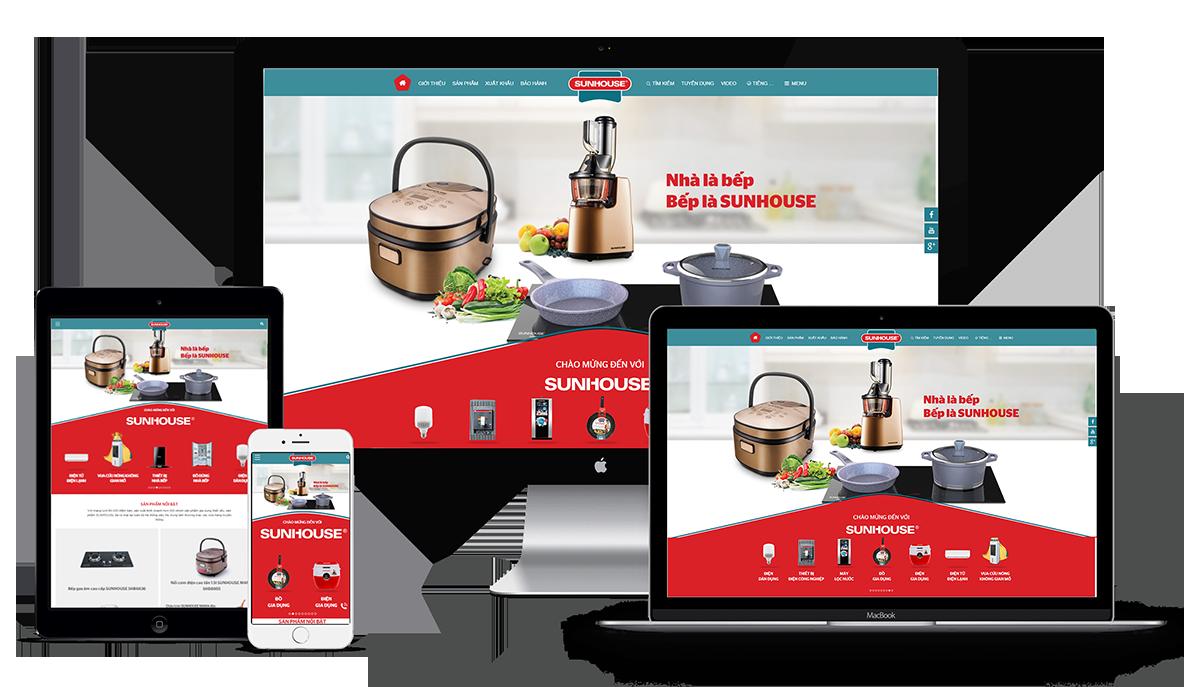 Thiết kế website trọn gói từ Ⓐ - Ⓩ 100% khách hàng hài lòng