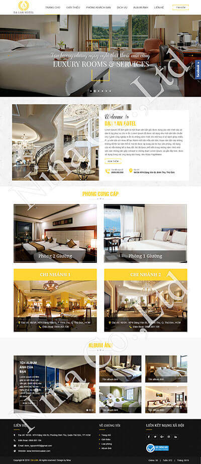 Dạ Lan Hotel