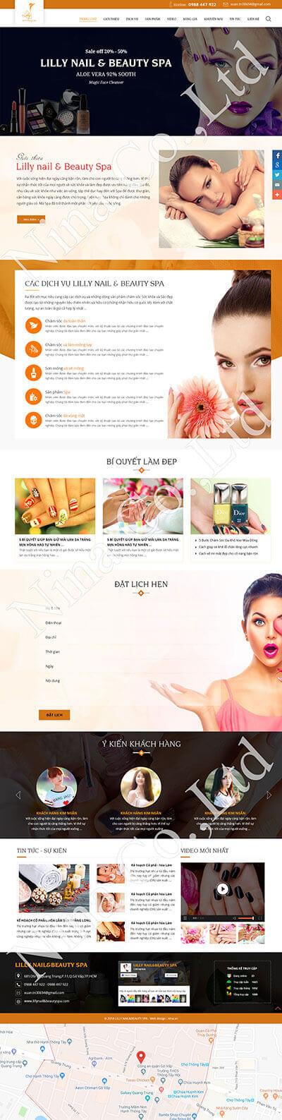 Lilly Nail & Beauty Spa