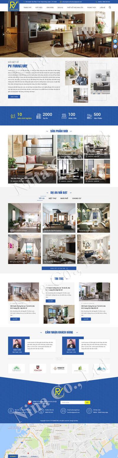 PV furniture