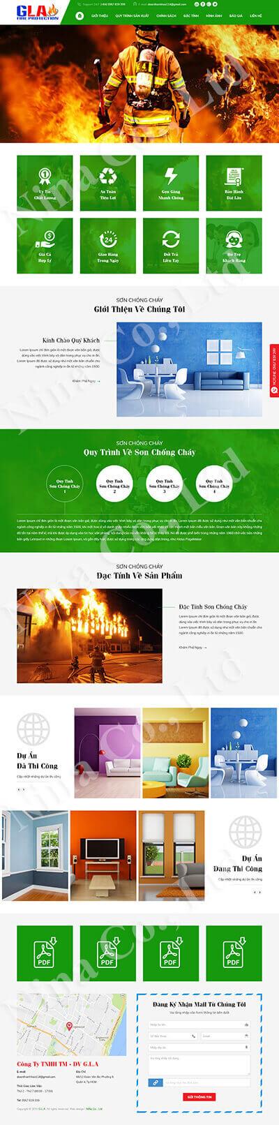 Công ty TNHH TM DV G.L.A